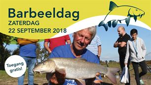 Save the date - BARBEELDAG 2018