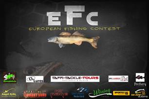 European Fishing Contest op 27 oktober a.s. in de IJssel