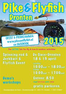 Pike & Flyfish Dronten